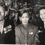 Кудаисов Василий Спиридонович  - Участник обороны города на Волге - Сталинграда!