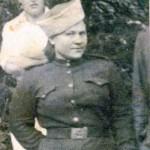 Савельева (Малянова) Александра Давыдовна (25.03.1925 – 30.08.2018)