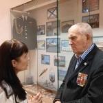 Директор городского центра военно-патриотического воспитания (с 2000 года).