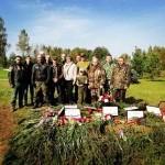 Смоленское отделение мотоклуба «Ночные волки» выступило с инициативой оказать содействие поисковому движению и оказать помощь по доставке останков погибших, на их родную землю.