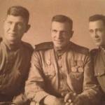 Овчинников Михаил Владимирович  - В 39-м году призвали в Советскую Армию, в 41-ом году, воевал в 259-ой дивизии 89 стрелкового полка. Награжден орденами Красной Звезды, Великой Отечественной  войны 1 и 2 степени, двумя медалями «За Отвагу».