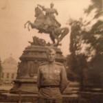 Овчинников Михаил Владимирович  - В 39-м году призвали в Советскую Армию, в 41-ом году, воевал в 259-ой дивизии 89 стрелкового полка. Награжден орденами Красной Звезды, Великой Отечественной  войны 1 и 2 степени.