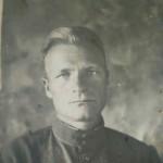 Прадедушка Бочаров Александр Семенович  - Его первая встреча с противником произошла в августе 1941 года на Калининском фронте.