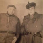 Овчинников Михаил Владимирович  - В 39-м году призвали в Советскую Армию, в 41-ом году, воевал в 259-ой дивизии 89 стрелкового полка. Награжден орденами Великой Отечественной  войны 1 и 2 степени, двумя медалями «За Отвагу».
