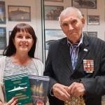 Автор изданных в Воронеже книг, посвящённых подвигам военных моряков-подводников: «Личный враг Адольфа Гитлера» (1999, 2008)