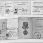 Семейные реликвии Овечкина Василия Егоровича  - Рано остался без родителей. Воевал в 1939 - 1946 годах.