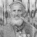 Файзуллоев Хаким - участник Сталинградской битвы.
