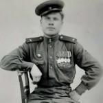 Красов Василий Фёдорович  - В марте 1943 года ушёл на фронт красноармейцем. Во время войны был механиком-водителем танка Т-34.