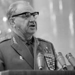 Постановлением Совета Министров СССР от 11 марта 1955 года Василию Чуйкову было присвоено звание Маршала Советского Союза. С 1960 года Чуйков стал главнокомандующим сухопутными войсками – заместителем министра обороны СССР. Заместителем министра обороны он был до 1972 года одновременно с этим являясь также начальником Гражданской обороны СССР.