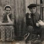 Замошников Иван Михайлович с супругой