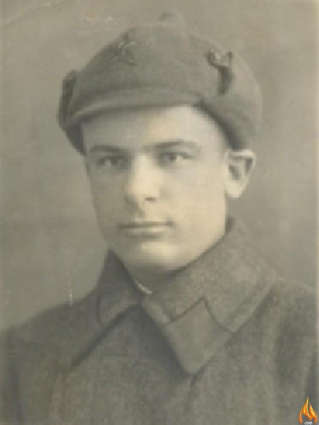 Солдат Колбаса И.Ф., довоенный призыв 1938-1940 г.г.