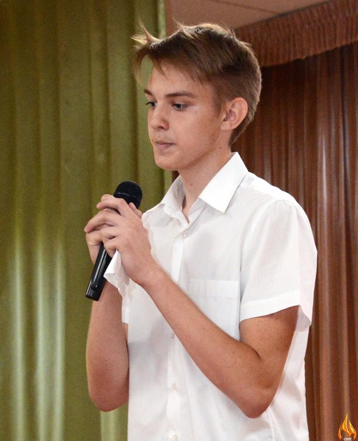 Александр Бут, 9 класс, МОУ СШ 30, г. Волжский волгоградской области, Россия.